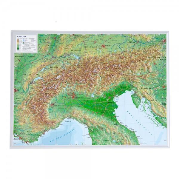 Alpen groß