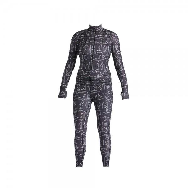 W's Hoodless Ninja Suit