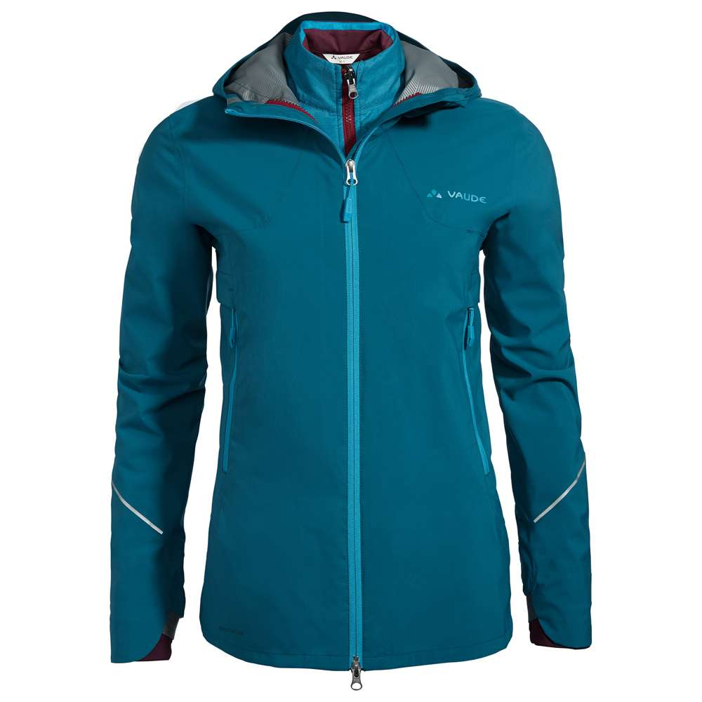 half off 8ee5d 17e02 Vaude - W's Yaras 3 in 1 Jacket