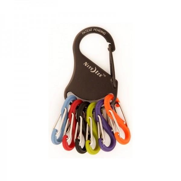 Key Rack S-Biner Schlüsselanhänger