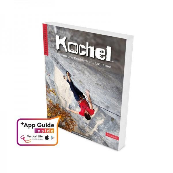 Kletterführer Kochel Auflage 2017
