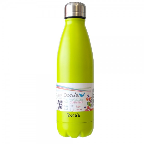 Edelstahl Thermosflasche