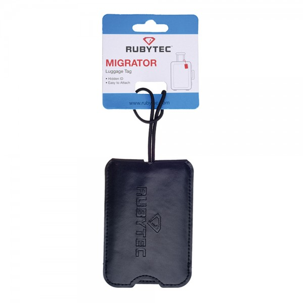 Migrator Luggage Tag