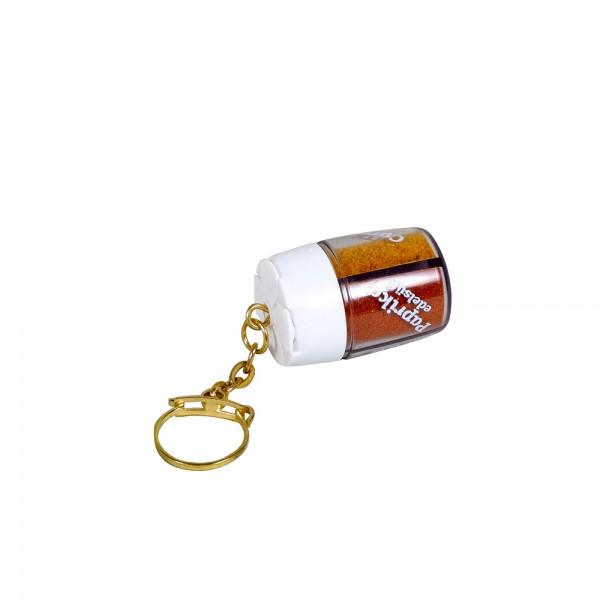 Mini Gewürzstreuer Schlüsselanhänger