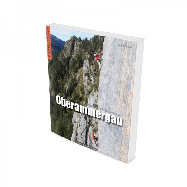 Sportkletterführer Oberammergau