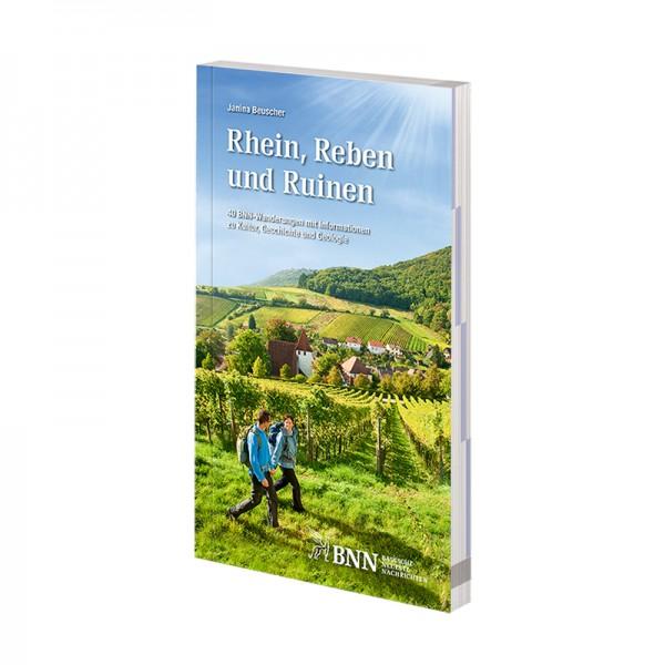 Rhein, Reben und Ruinen - 40 Wanderungen