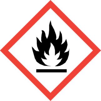 Gefahr-brennbar