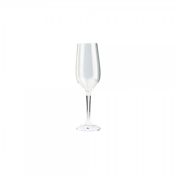 Champagnerglas mit abschraubbarem Fuß