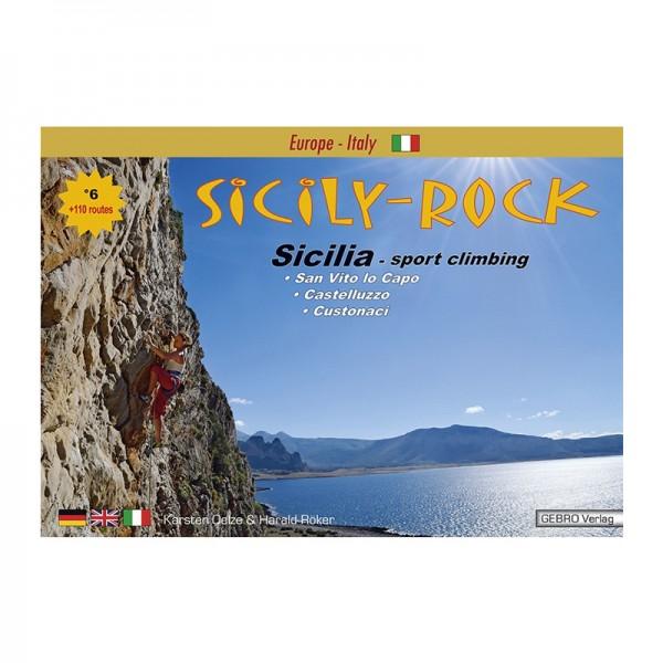 Sicily Rock Kletterführer Sizilien