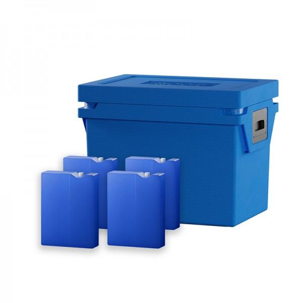 Box M + 4 x Standard Cool ( -2° C bis +2° C )