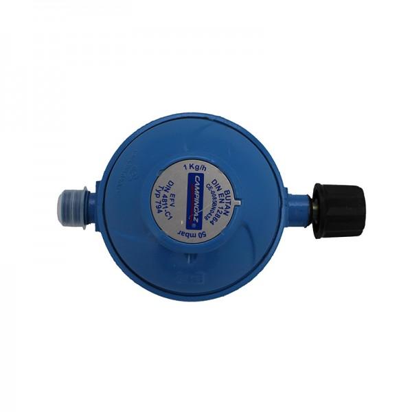 Gasdruckregler 50 mbar (Camping Gaz Flaschen)