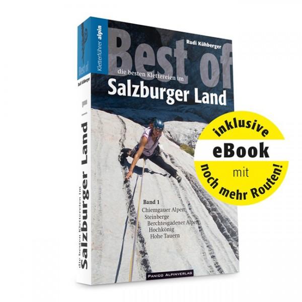Kletterführer Best of Salzburger Land 1