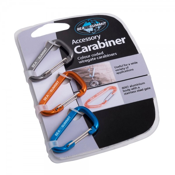 Accessory Carabiner 3 Pack