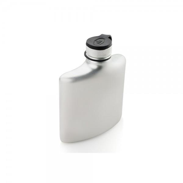 Flachmann Glacier Stainless Hip Flask