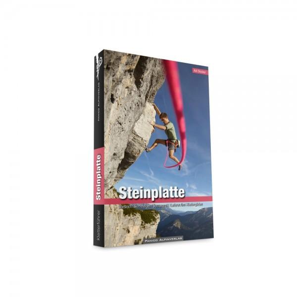Kletterführer Steinplatte 3. Auflage