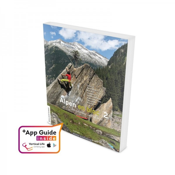Alpen en bloc Boulderführer 2 (2. Auflage)