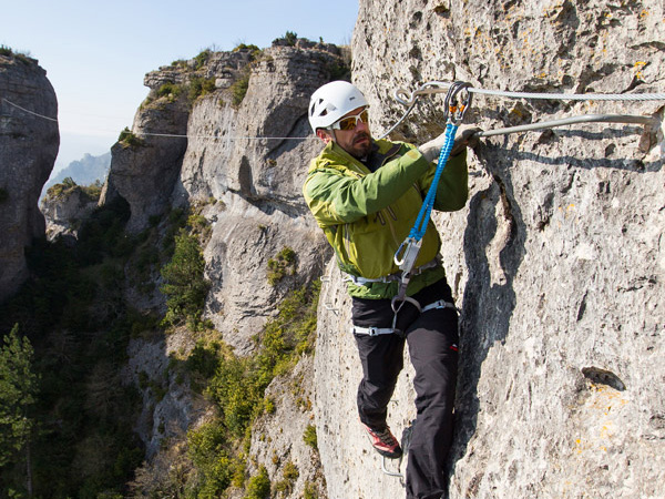 Klettersteig Rucksack : Ein kleiner klettersteig ratgeber aktuelles basislager