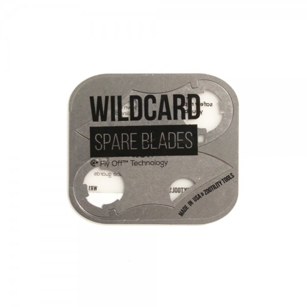Wildcard Ersatzklingen