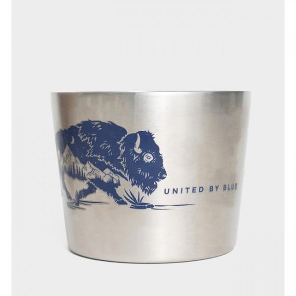12 oz Insulated Steel Convertible Mug