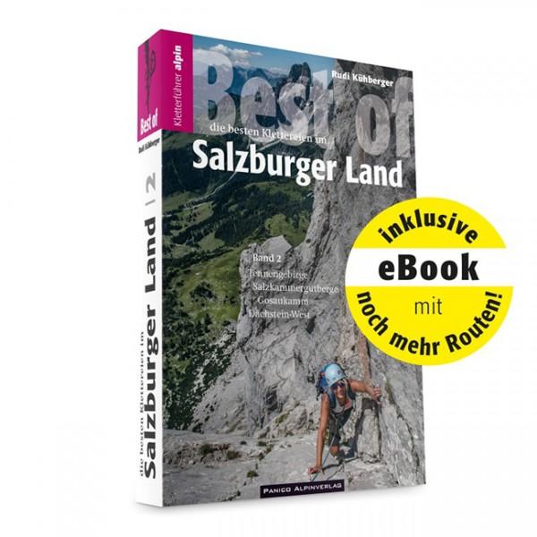 Kletterführer Best of Salzburger Land 2