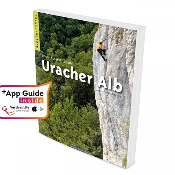 Kletterführer Schwäbische Alb Uracher Alb