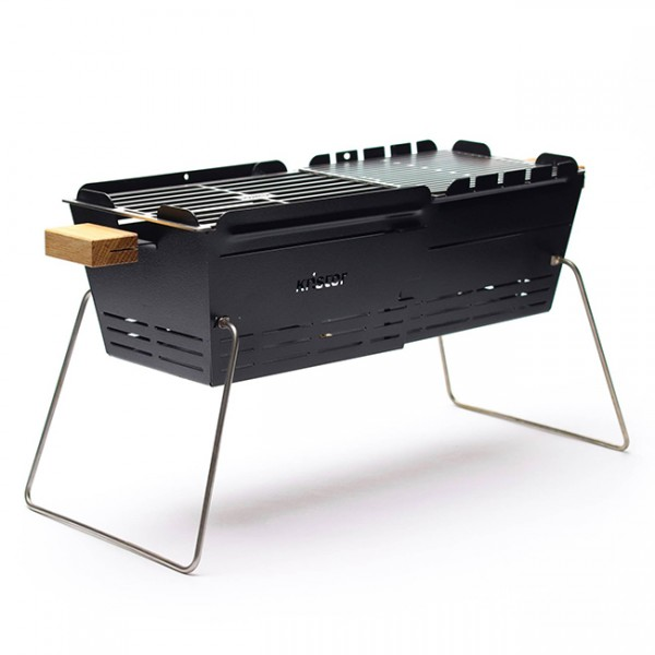 Knister Original Auseinanderziehbar Stahl Pulverbeschichtet
