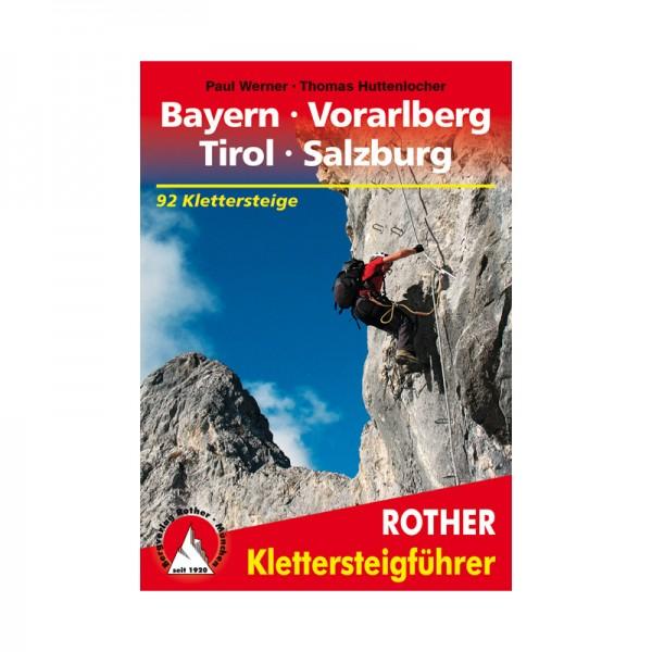 Klettersteige-Bayern, Vorarlberg