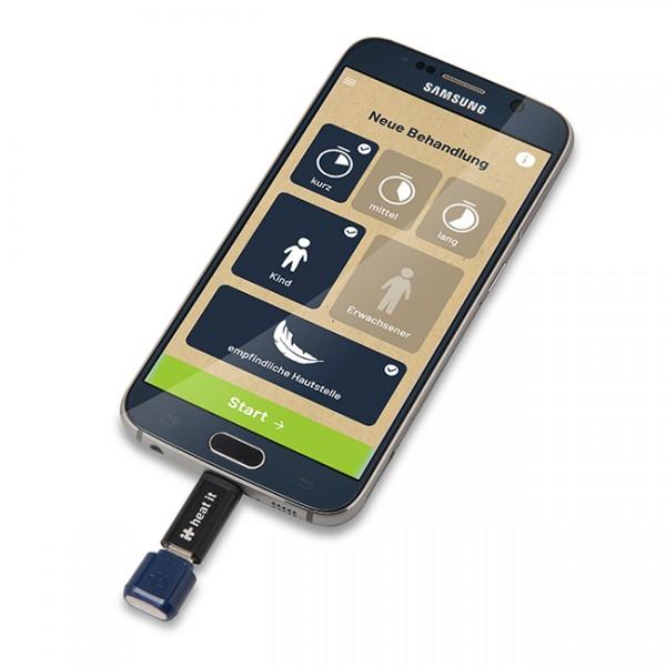 OTG Adapter Micro USB auf USB-C