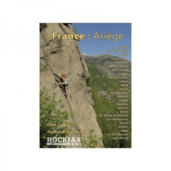 Kletterführer Ariege (Frankreich)