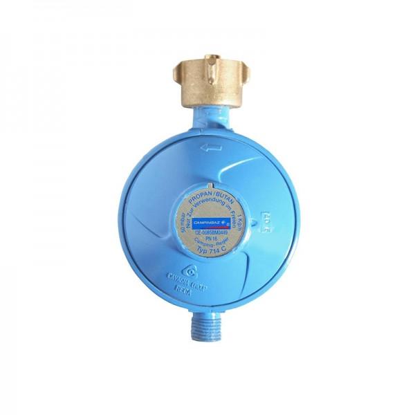 Gasdruckregler 50 mbar 1,5 kg/h (deutsche Flaschen)