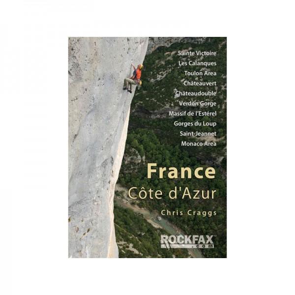 Kletterführer Cote d' Azur (Frankreich)