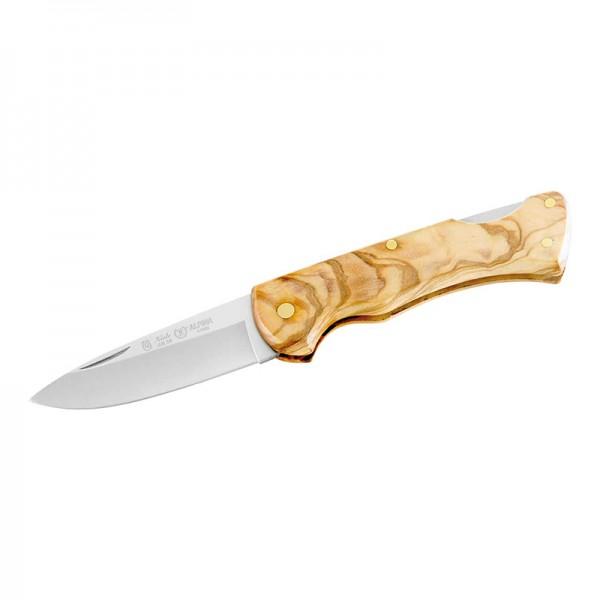 Taschenmesser Olivenholz 7,5 cm