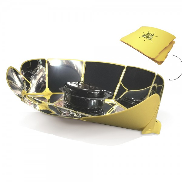 Sungood Solar Kocher