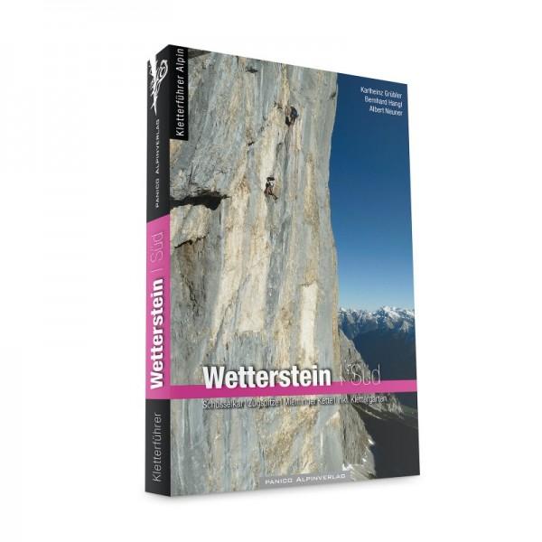 Kletterführer Wetterstein Süd