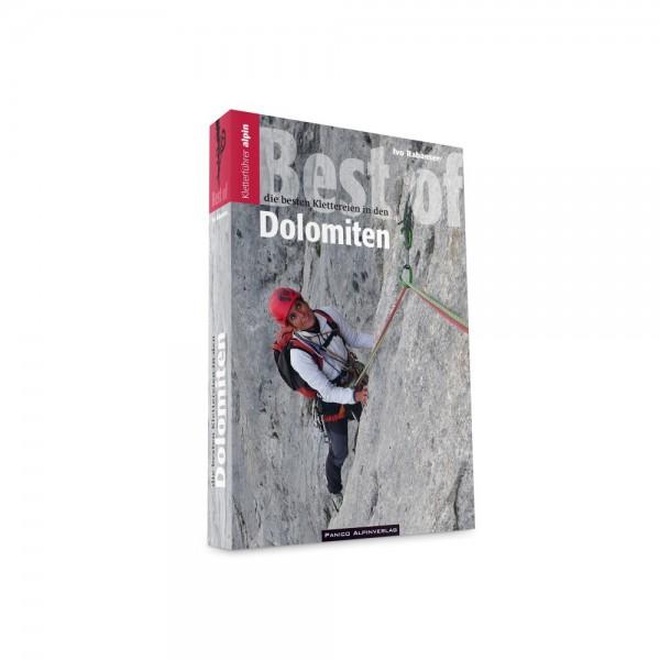 Kletterführer Best of Dolomiten