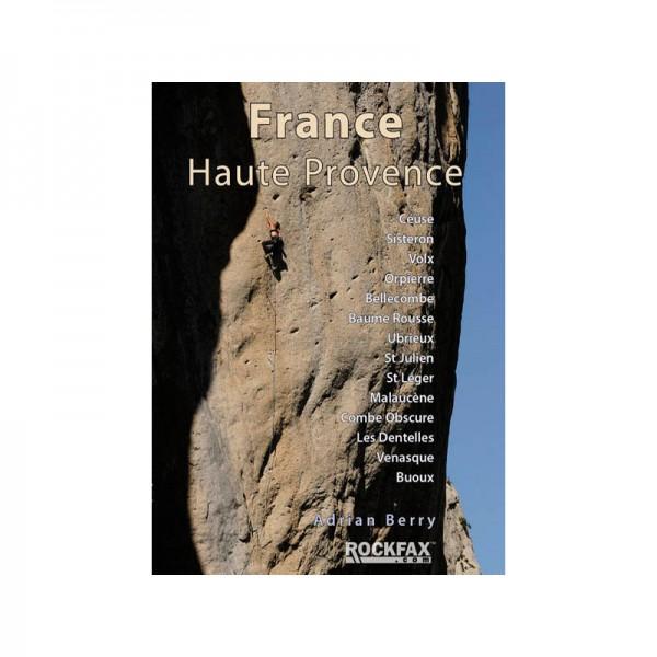 Kletterführer Haute Provence (Frankreich)