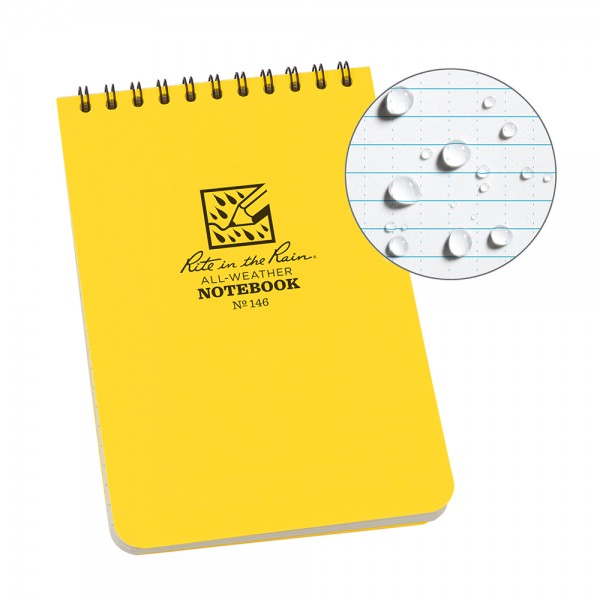 All-Weather Notebook No. 146