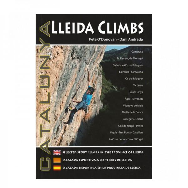 Kletterführer LLeida Climbs (Spanien)
